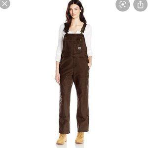 Carhartt crawford overalls